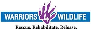 Warriors 4 Wildlife logo
